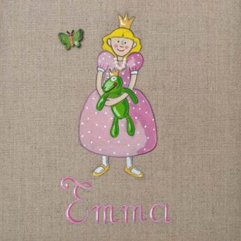 Immagine quadro soggetto Principessa